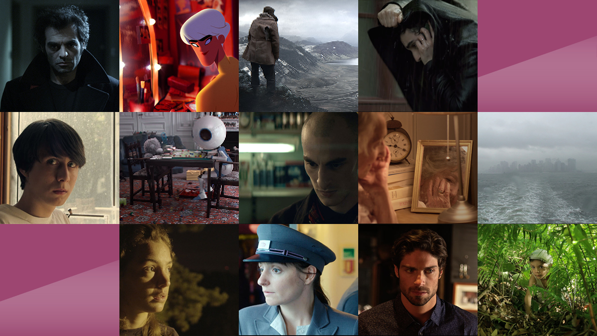 French Short Films in Competition
