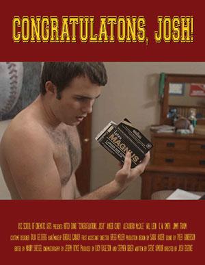 Congratulations, Josh!