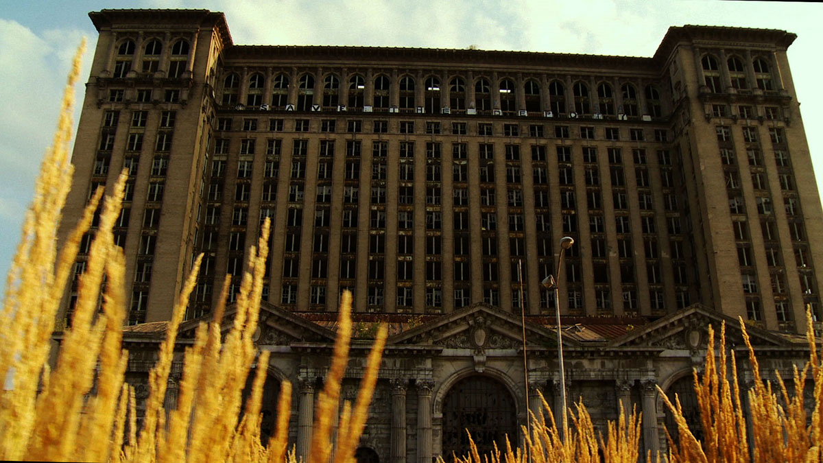 The Ghosts of Detroit