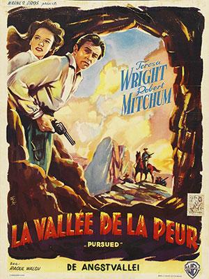 """Résultat de recherche d'images pour """"La Vallée de la Peur film Raoul Walsh"""""""