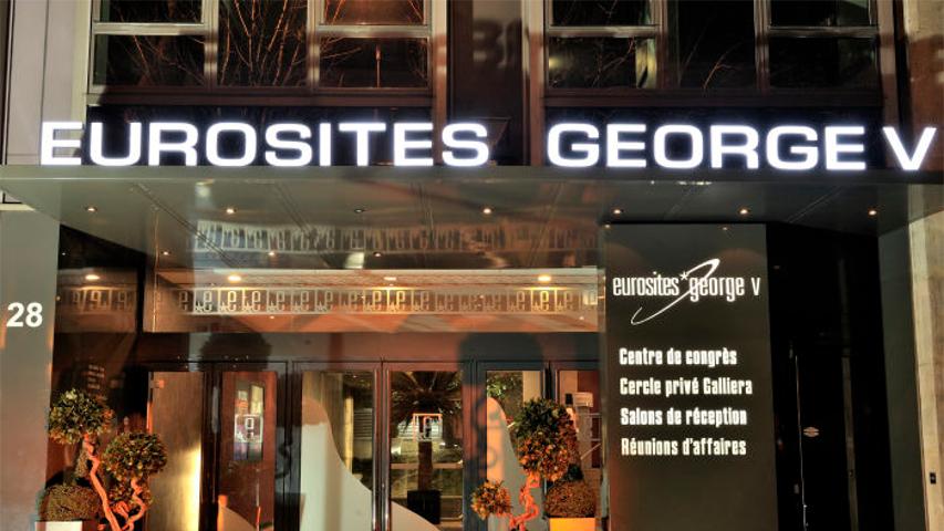 Eurosites George V
