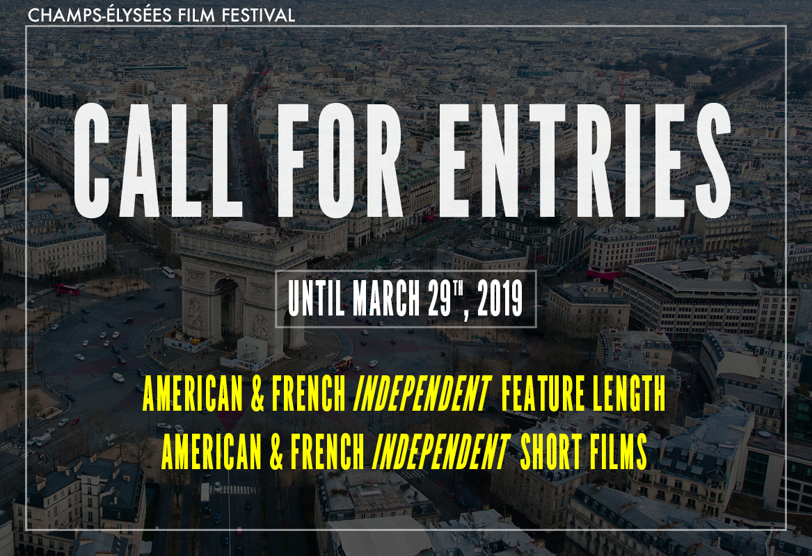 Call for entries 2019