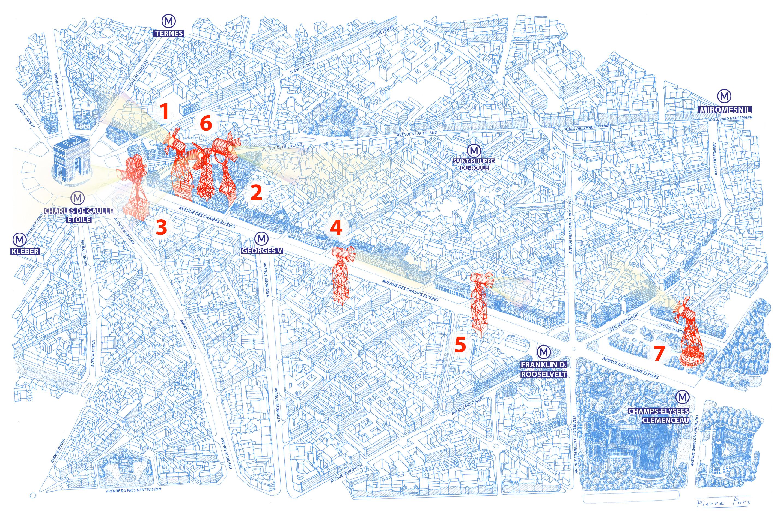 Carte Champs-Élysées Film Festival 2019
