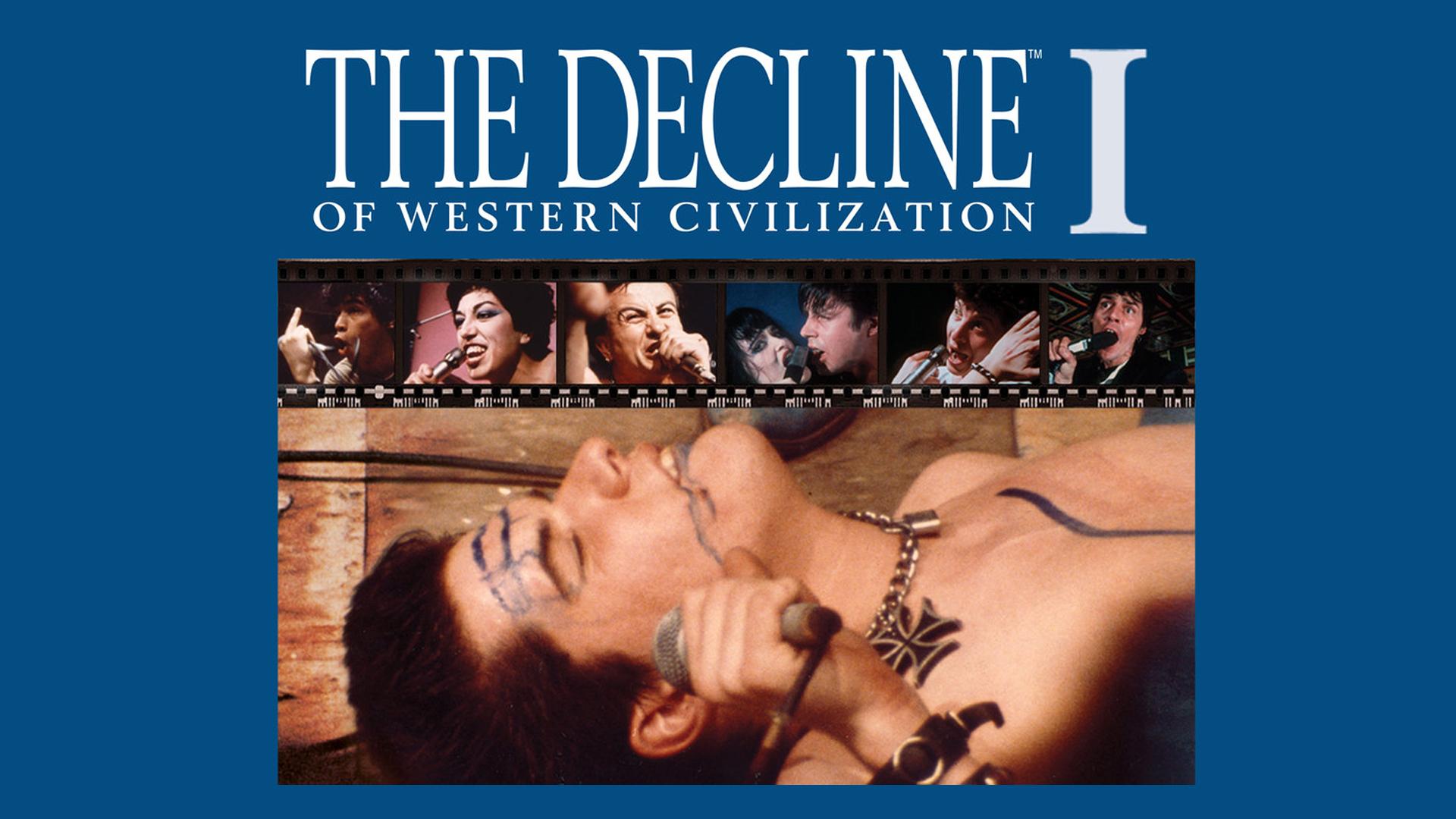 The Decline of Western Civilization I